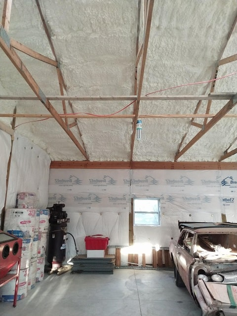 Install Spray Foam Insulation Wichita, KS