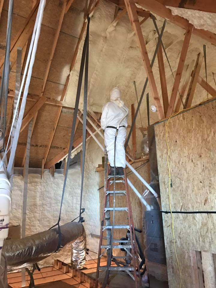 Installer Spray Foam Insulation Wichita, KS