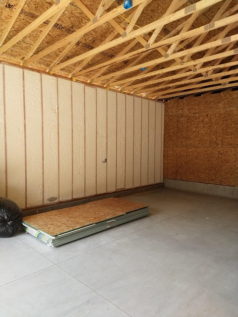Installing Spray Foam Insulation Wichita, KS