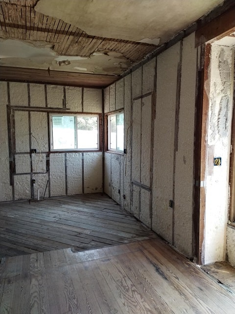 Open-cell Spray Foam Insulation Wichita, KS