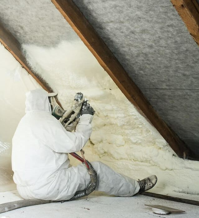 Commercial Spray Foam Insulation Wichita, KS