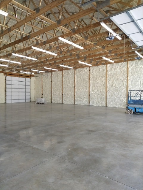 Wall Spray Foam Insulation Wichita, KS